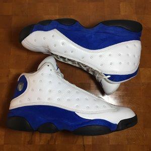"Air Jordan retro 13 ""hyper royal"" size 10.5"